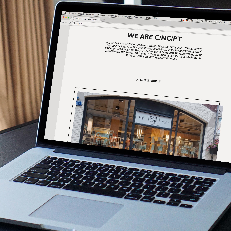 website cncpt